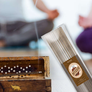 Myrrh Natural Incense Stick [11 in] Lasting Relaxing Fragrance - 20 Pack Incense BargzOils