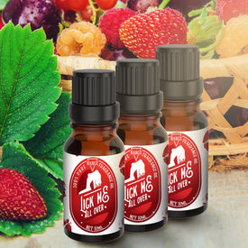 Lick Me All Over Exotic Perfume Oil for Women (Formely Fruit Passion)