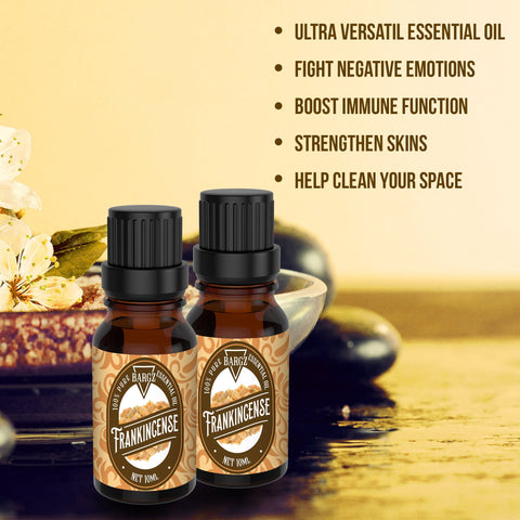 Image of Frankincense Essential Oil - King of Essential Oils, Anti-Anxiety Mood Booster, Anti-Inflammatory