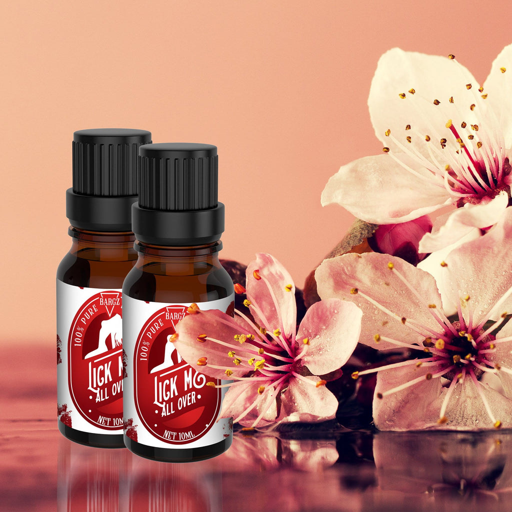 LICK ME ALL OVER Fragrance Oil For Women