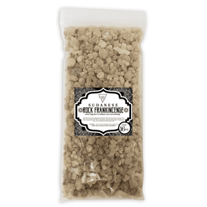 Sudanese Frankincense Resin High Quality Organic Aromatic Resin Tears Rock Incense BargzOils 2 OZ