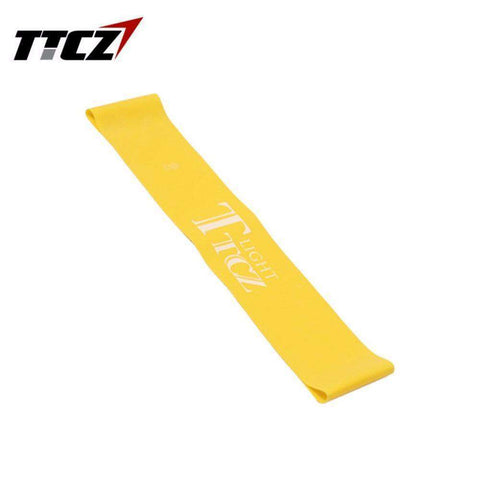 Image of Unisex Elastic Tension Yoga Resistance Band Exercise Workout Rubber Loop Band Muscle Fitness Training Expander Slimming tool BargzOils