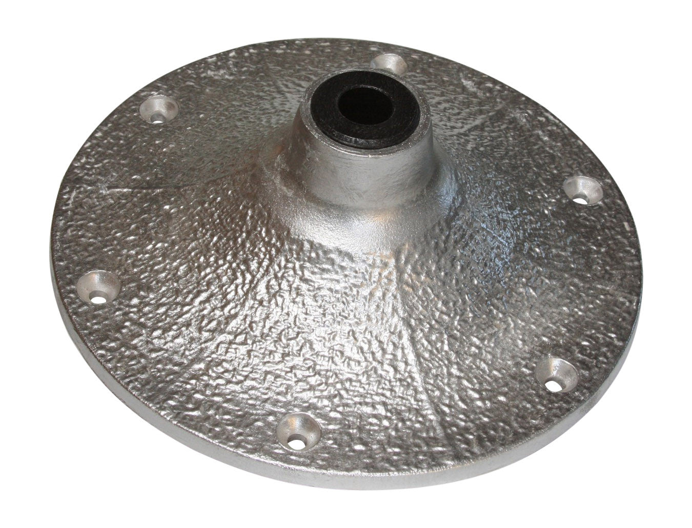 Cast Aluminum Inverted Seat Base