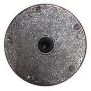 "#501WWT  8"" Round Weld In Water Tight Pedestal Base"