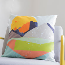 La Quinta Pillow - Sun case