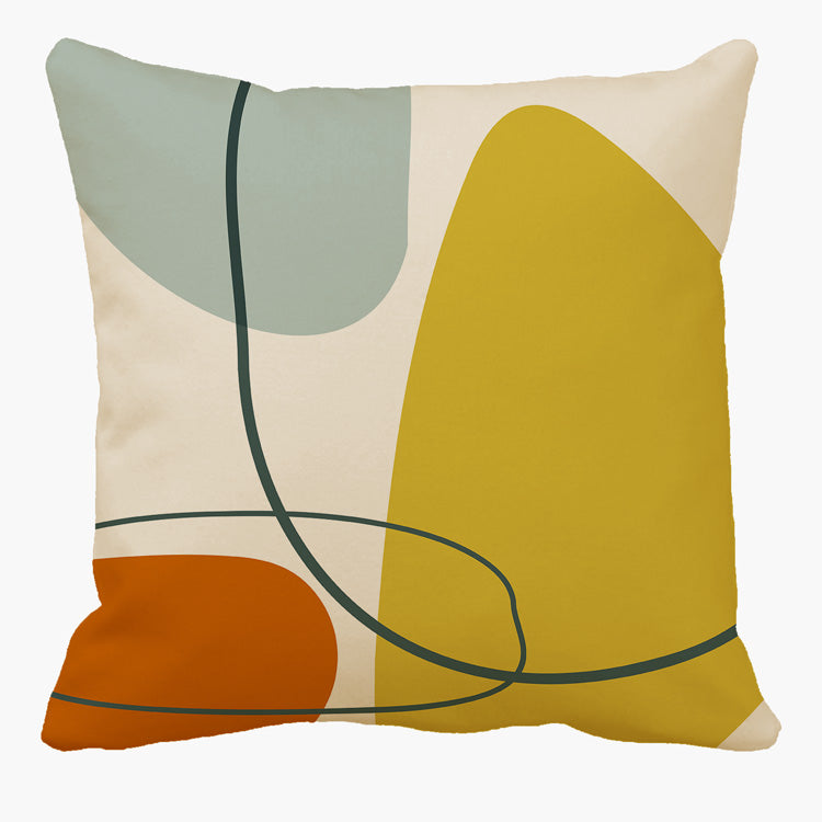 Mid Century Pillow - Case 3
