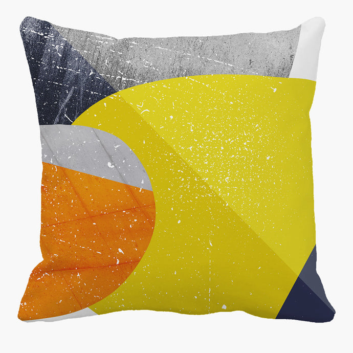 Zen Stones Pillow - case 3