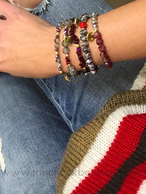 Erimish Jingle Bracelet Stack