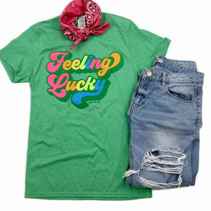 Feeling Lucky Tshirt