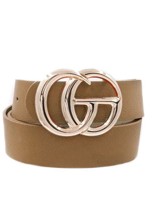 Designer Look Belt