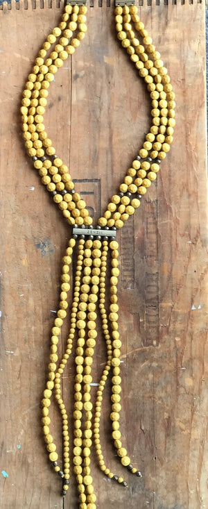 Call Of The Wild Beaded Necklace - Junction K Boutique