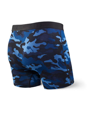 SAXX Vibe Boxer Brief - Blue Camo
