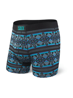SAXX Vibe Boxer Brief - Black Trading Blanket