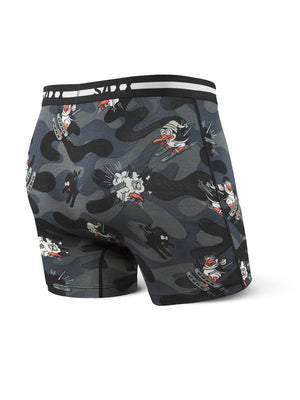 SAXX Vibe Boxer Brief - Hot Doggin