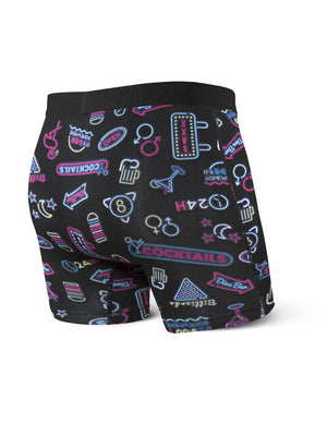 SAXX Vibe Boxer Brief - Happy Hour