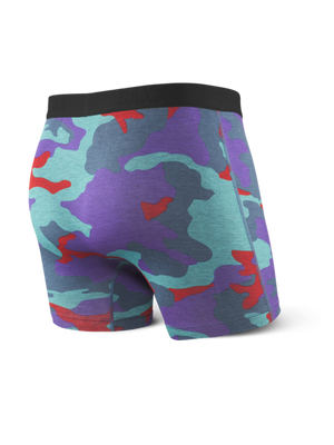 SAXX Vibe Boxer - Pop Supersize Camo
