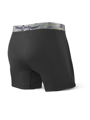 SAXX Loose Cannon Boxer - Black