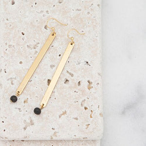 Stone + Stick Raise The Bar Earrings