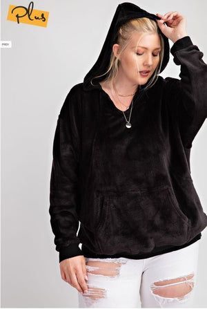 Soft & Cozy Hoodie Extended Sizes