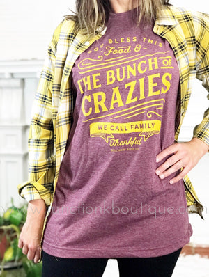 Bunch of Crazies T-Shirt