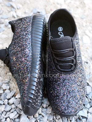 Unicorn Glitter Sneakers
