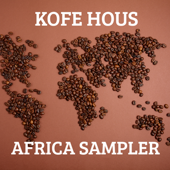 Africa Coffee Sampler