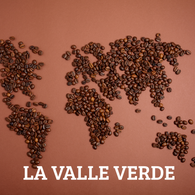 Colombia Supremo 'La Valle Verde' Coffee