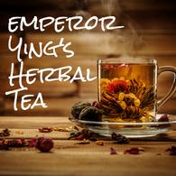Emperor Ying's 'Feel Better' Herbal Tea