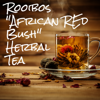 Rooibos 'African Red Bush' Herbal Tea