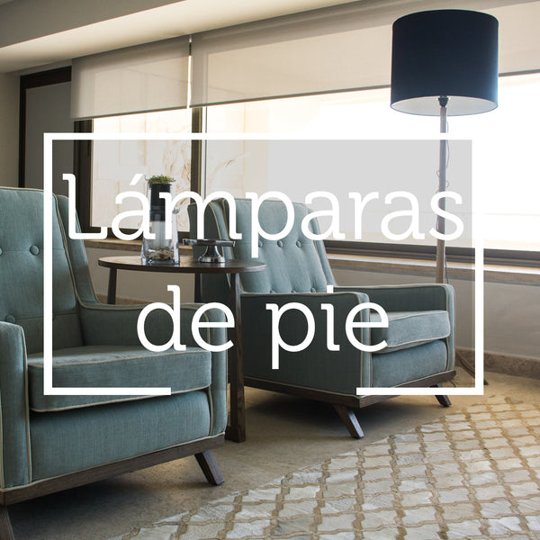 Lámparas de Pie