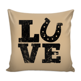 Love - Pillow Cover - Various Colors