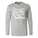 Horse Show Parent - Long Sleeve Shirt - Various Colors