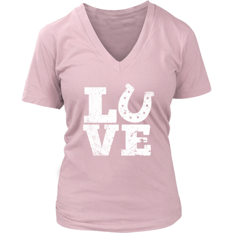 Love - V neck  - various colors
