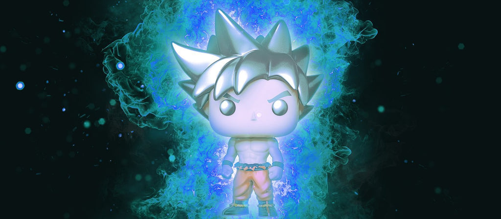 """That form... That glow... That... That, indeed, is the complete... Ultra Instinct!"""