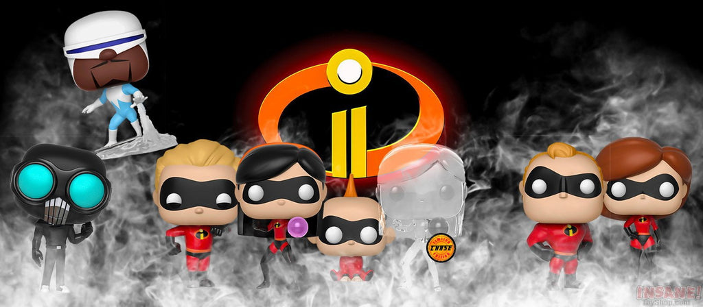Incredibles 2!