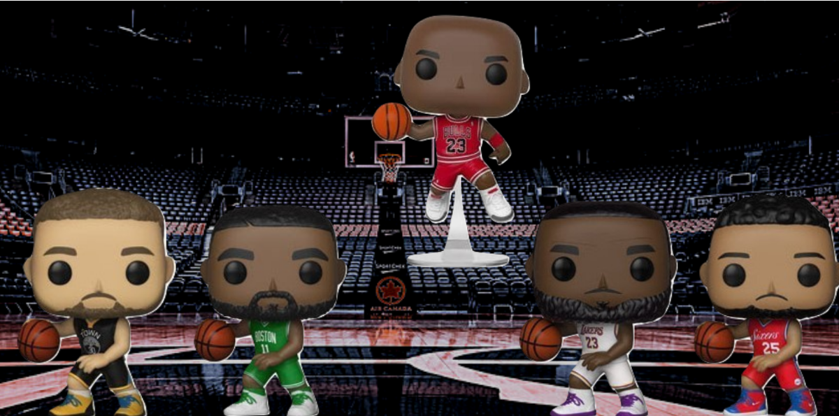 🏀🏀 New NBA pops with a surprising POP STAR!🎸🎸 and Specialty Series!