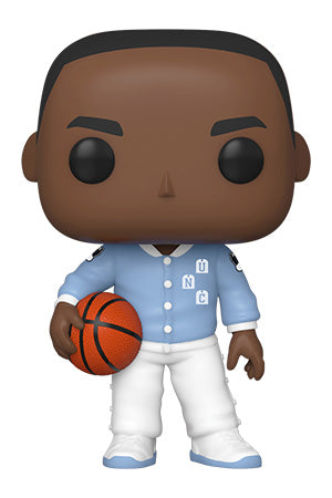 Pop! Sports #75: NCAA Basketball: Univ. of North Carolina: MICHAEL JORDAN (Warm Ups)
