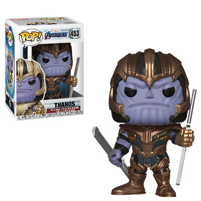 Pop! Marvel #453: Avengers Endgame: THANOS