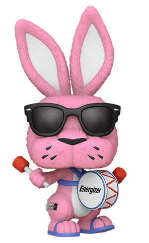 Pop! Ad Icons #73: Energizer Batteries: ENERGIZER BUNNY