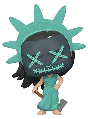 Pop! Movies #807: The Purge: LADY LIBERTY