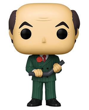 Pop! Toys #50: Retro Toys: Clue: MR.GREEN with The Lead Pipe