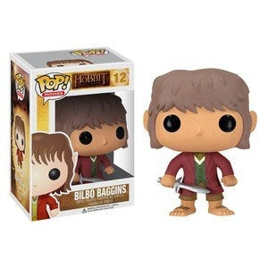 Pop! Movies #12: The Hobbit: BILBO BAGGINS