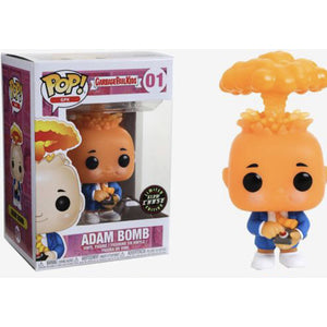 Pop! Cards #01: Garbage Pail Kids ADAM BOMB GITD Chase Variant