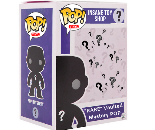 """RARE"" Vaulted Mystery Box! Everyone is a WINNER!"
