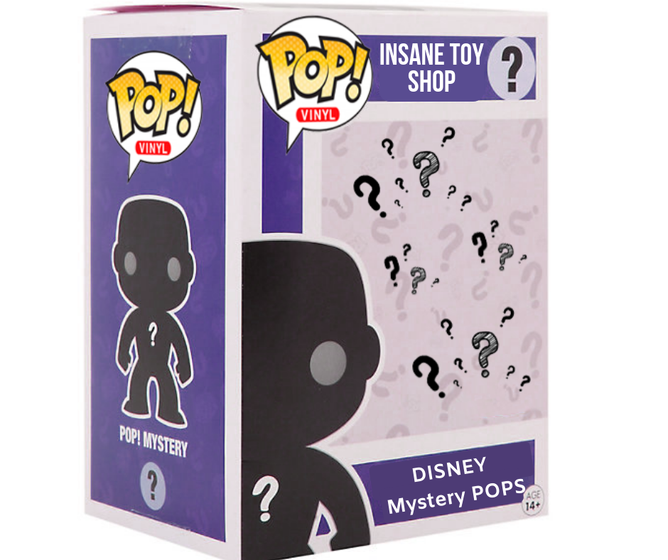 Disney MYSTERY BOX (1 lucky winner will receive a Toy Story Alien!)