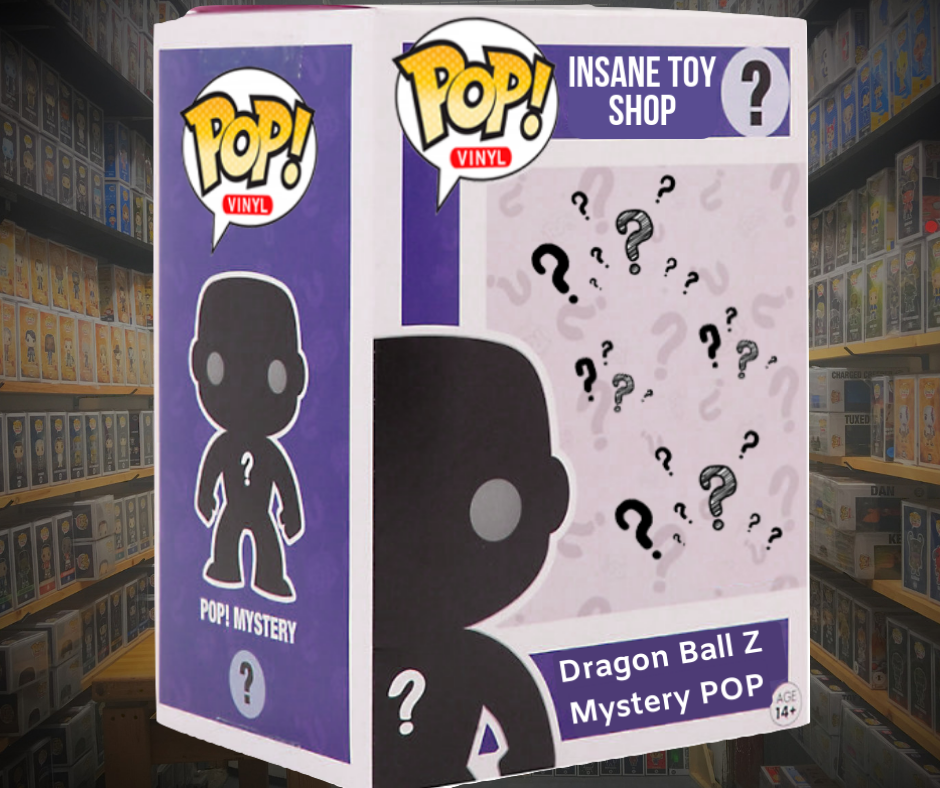 Dragon Ball Z Exclusive Mystery Box (Everyone is a WINNER!)