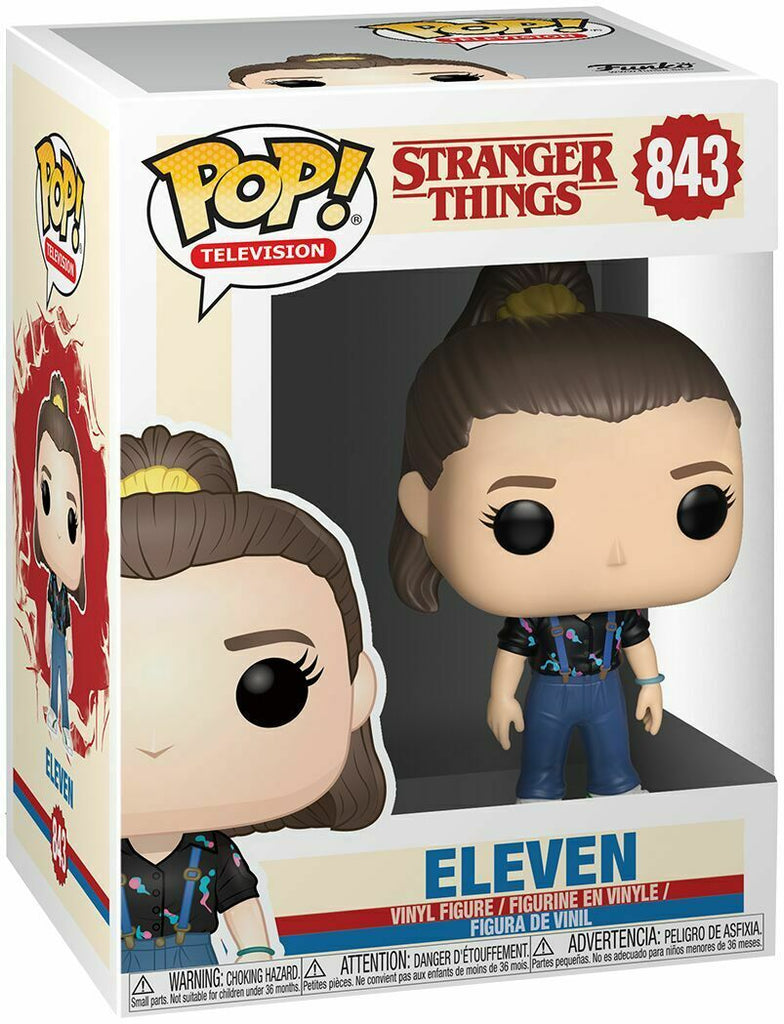 Pop! TV #843: Stranger Things: ELEVEN Wave 3