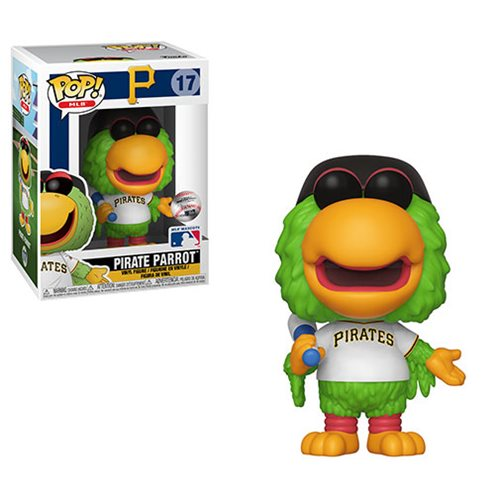 Pop! Sports #17: MLB Mascots: Pittsburgh Pirates: PIRATE PARROT