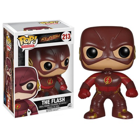 Pop! TV #213: The Flash: The FLASH