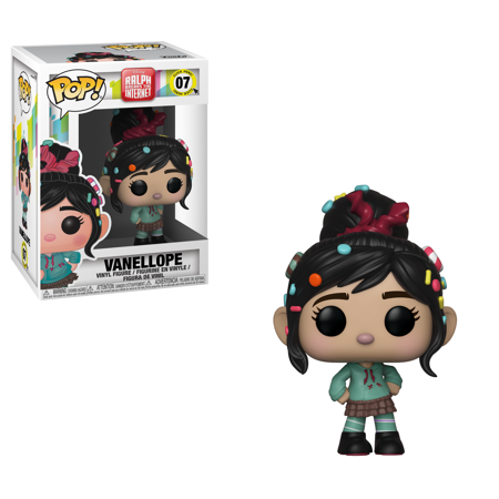 Pop! Disney #07: Wreck-It Ralph 2: VANELLOPE